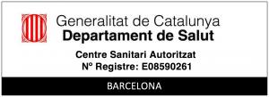 Logo Generalitat Departament de Salut
