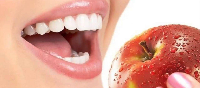 alimentos otoño salud bucodental
